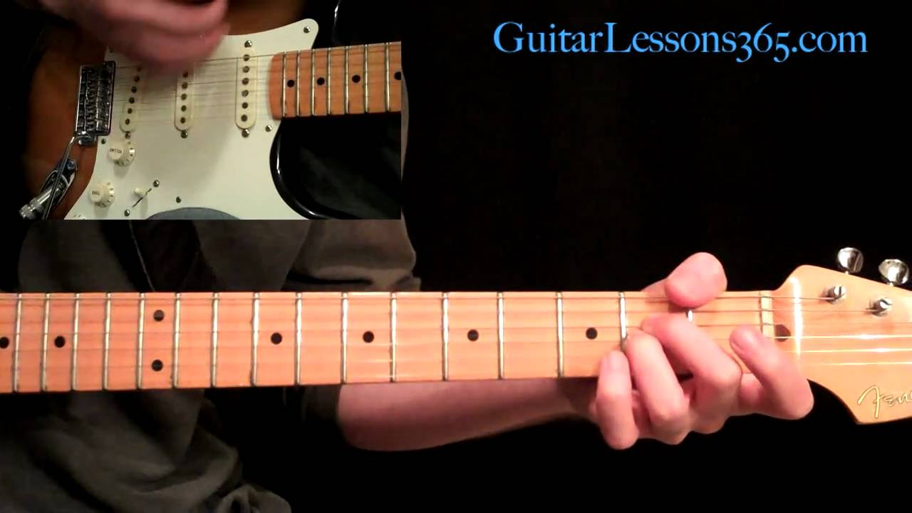 Smashing Pumpkins - 1979 Guitar Lesson - Full Song - YouTube