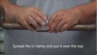 Insta-Clamp Plumbing Repair Clamp How To Patch And