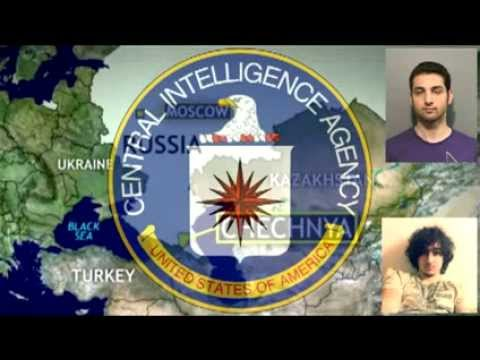 Boston Bombers, the CIA, the FBI, and the Rogue Network