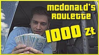 WYDAŁEM 1000 ZŁ W MCDONALD'S NA DZIEŃ DZIECKA!