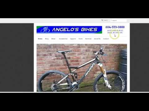 Angelos Bike Shop Delta BC