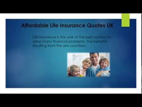 Affordable Life Insurance UK