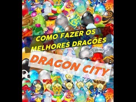 Aprenda a fazer os melhores dragões de Dragon City