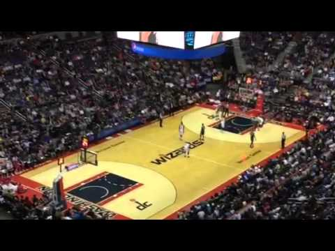 Washington Wizards vs Milwaukee Bucks (12/6/2013)