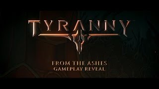 Tyranny - E3 2016 Gameplay Trailer