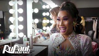 BTS at the RuPaul's Drag Race All Stars 4 Promo Shoot | VH1