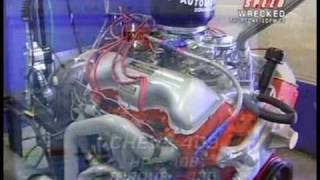 PONTIAC Stock Pontiac Super Duty 421v8/405hp Vs Stock