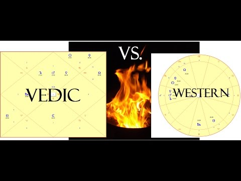 Vedic Astrology vs. Western Astrology, which is better?