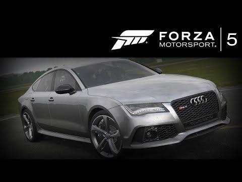 Forza 5 Audi RS 7 Sportback 2013 (Autovista) Forzavista +1 Lap