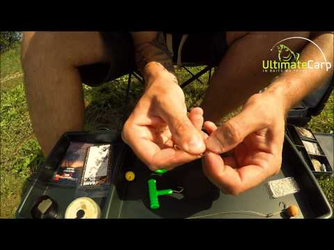 UltimateCarp: Montáž Multi-rig