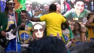 Buenos Aires Celebra Brasil 2016 | Bloco Me Leva Que Eu Vou