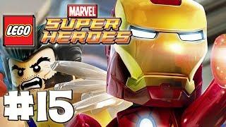 LEGO Marvel Superheroes Part 15 Juggernauts & Crosses