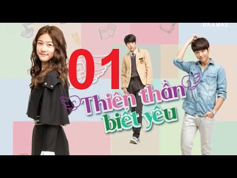 Thiên thần biết yêu tập 1, phim tình cảm Hàn Quốc đặc sắc