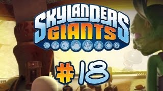 Let's Play Skylanders: Giants #18 - Die Karte von Arkus [blind!] [FULL-HD]
