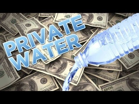 What you need to know about water privatization