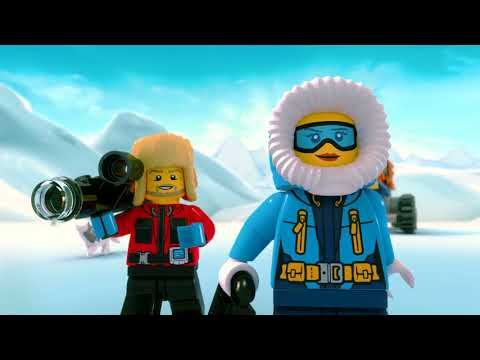 Lego - Arktické dobrodružství 1