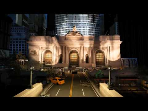 Тех. видео Crysis 2 - сглаживание