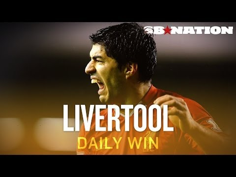 You can love Liverpool and still hate Luis Suarez - The Daily Win