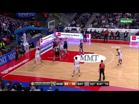 Real Madrid Goes Loco In 3rd Quarter vs Bayern Munich, Scoring 43 points
