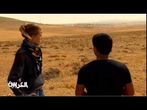 كردي يطلق قذيفة على شاحنة لداعش فيحميها داعشيون بأجسادهم
