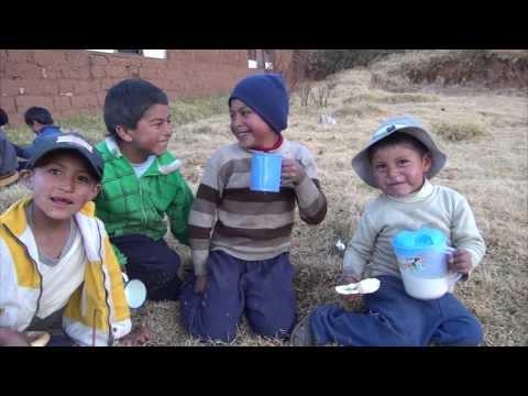 Pan de Vida: Niños en situación de riesgo