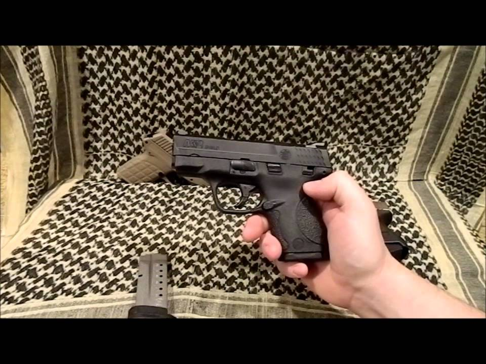 M And P Shield Vs Glock 26 Smith and Wesson M&amp...