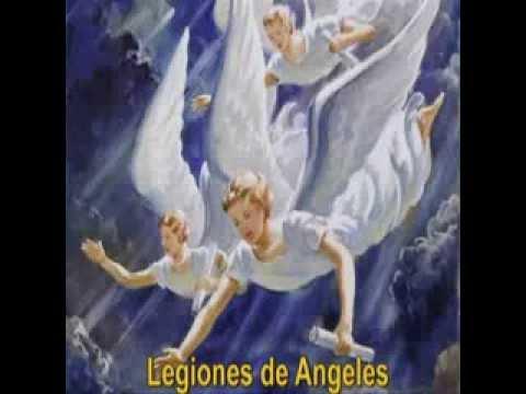 Legiones de Angeles   musica para Armonizacion y meditacion