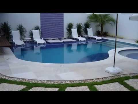 123 piscinas construídas pela Campestre Piscinas em 123 segundos