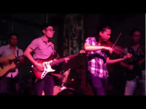 Billlie Jean Violin version - Anh Tú Violinist and Kick off Band