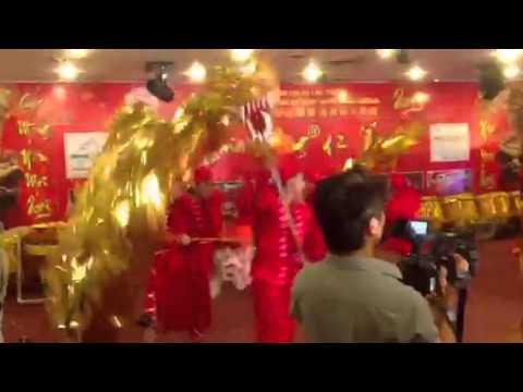 Khai Quang Đoàn Nghệ Thuật Lân Sư Rồng Nhơn Nghĩa Đường 2013 - Part 3