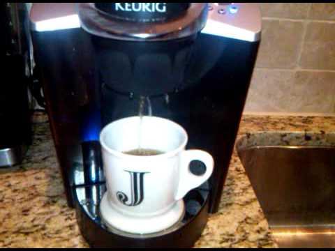 K Cup Coffee Maker Leaking : Keurig My K-cup leaks - YouTube