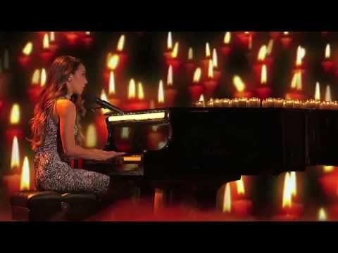 Alex & Sierra - Say Something (The X-Factor USA 2013) [Unplugged]