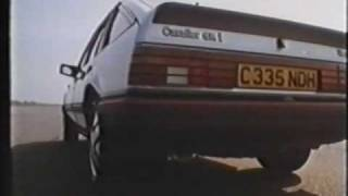 Vauxhall Cavalier Mk2 Advert The New Fuel Injected Cavalier