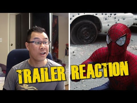 Reaction & Review of Amazing Spider-Man FINAL Trailer 2
