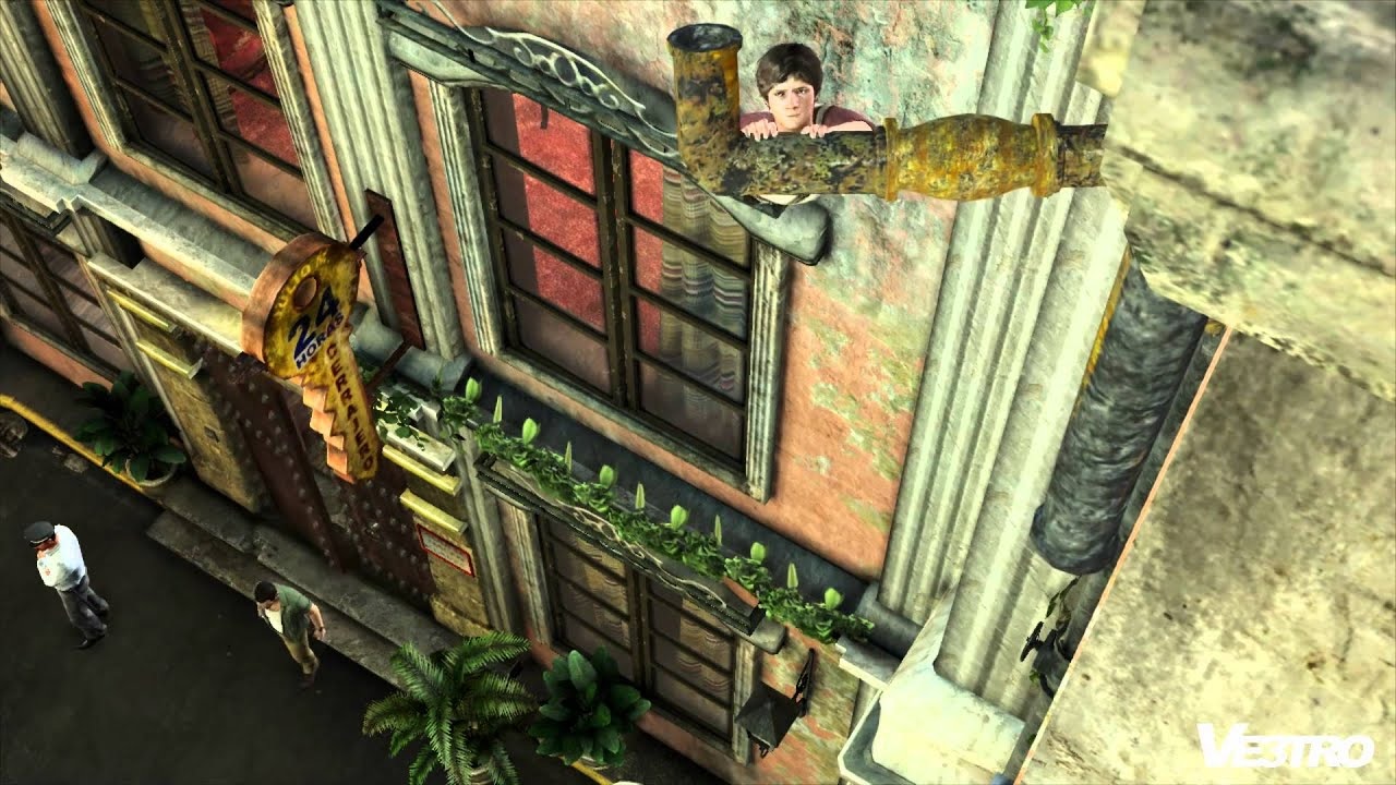 Uncharted 3 Walkthrough Chapter 2 (HD 1080p) - YouTube