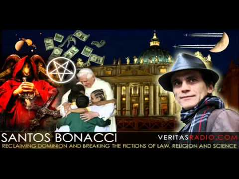 Santos Bonacci Interview on Veritas Radio part 2 of 6