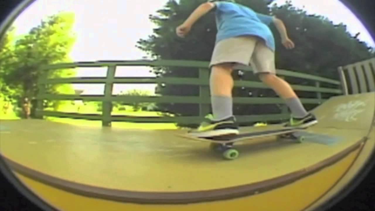 backyard skatepark youtube