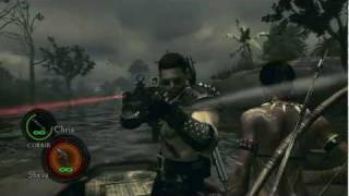 Resident Evil 5 Chapter 3-3 Bazuca Infinita E Arco E