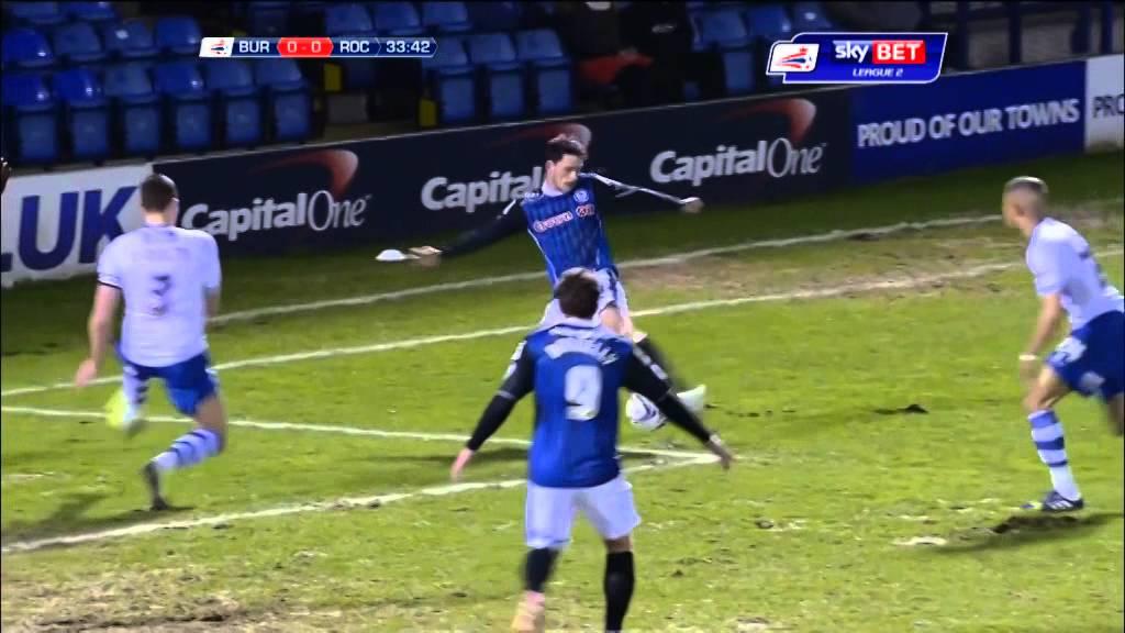 Bury 0-0 Rochdale