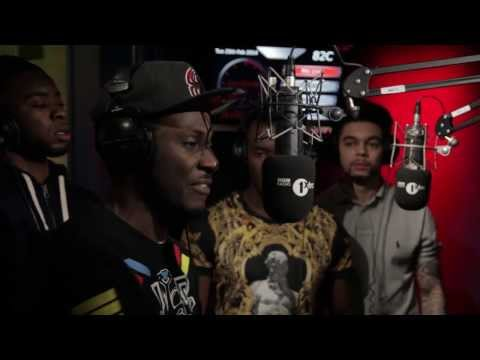 #gimmegrime -- Kozzie, Saskilla, Scrufizzer & Drifter Freestyle On 1xtra | Ukg, Hip-hop, R&b, Uk Hip-hop