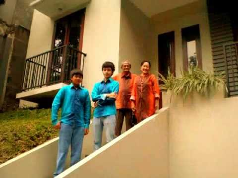 Lebaran family uniforms by DINA MARIANA - YouTube