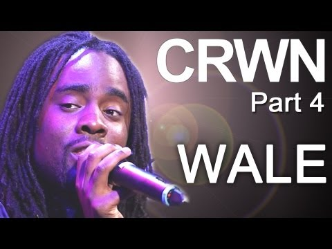 CRWN w/ Elliott Wilson Ep. 3 Pt. 4 -- Wale Collabs with Jerry Seinfeld AND Rihanna