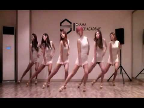 SISTAR - ALONE cover dance [BlackQueen ver.]