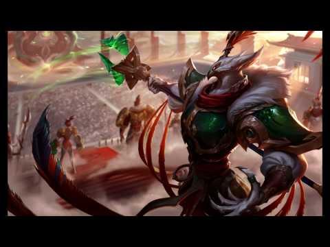 LOL Skin Azir Ngọc Đế - Trang phục Azir Ngọc Đế mới