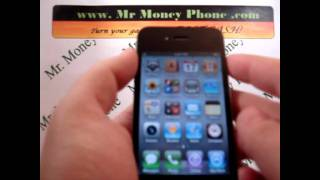 Apple IPhone 4 HARD RESET Wipe Data Master Reset (RESTORE