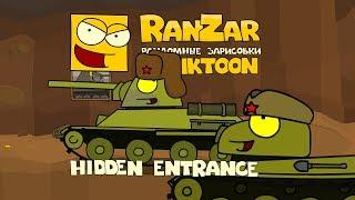 Tanktoon - Tajný vchod