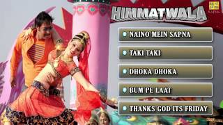 Himmatwala [2013] Jukebox All Songs 7.1 HD Sound