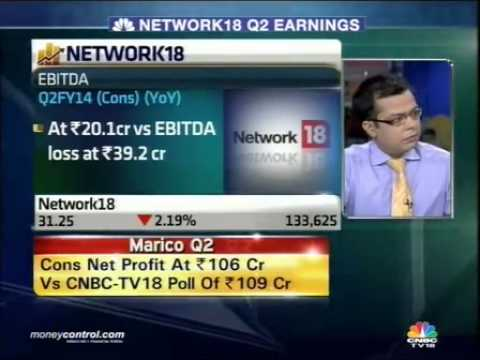 News biz margins to gain from restructuring: Network18 -  Part 1