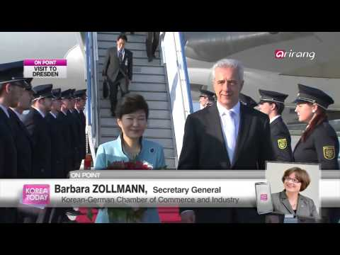 Korea Today - Why President Park Geun-hye Chose Dresden 박대통령은 왜 드레스덴을 선택했는가...