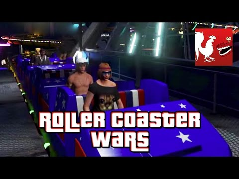 Things to do in GTA V - Roller Coaster Wars